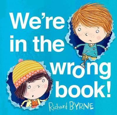 We're in the Wrong Book! (BOK)