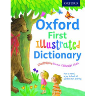 Oxford First Illustrated Dictionary (BOK)