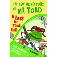 New Adventures of Mr Toad: A Race for Toad Hall (BOK)