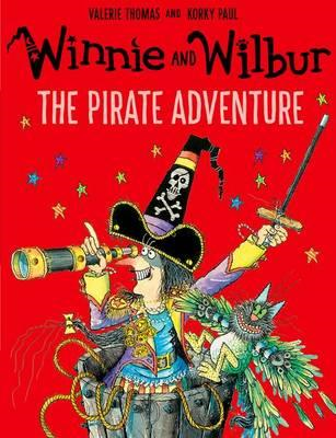 Winnie and Wilbur: The Pirate Adventure (BOK)
