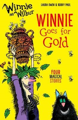 Winnie and Wilbur: Winnie Goes for Gold (BOK)