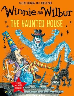 Winnie and Wilbur: The Haunted House (BOK)