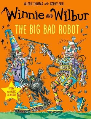 Winnie and Wilbur: The Big Bad Robot (BOK)