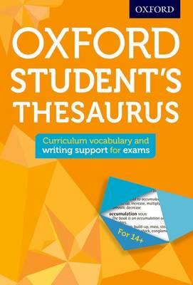 Oxford Student's Thesaurus (BOK)