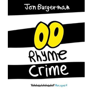 Produktbilde for Rhyme Crime (BOK)