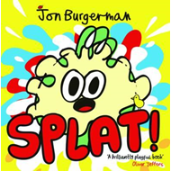 Produktbilde for Splat! (BOK)