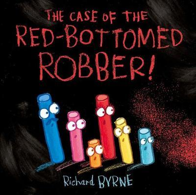 Case of the Red-Bottomed Robber (BOK)