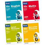 Bond 11+: English, Maths, Non-Verbal Reasoning, Verbal Reaso (BOK)