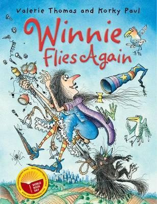 Winnie Flies Again - World Book Day Pack (BOK)
