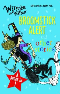 Winnie and Wilbur: Broomstick Alert and other stories (BOK)