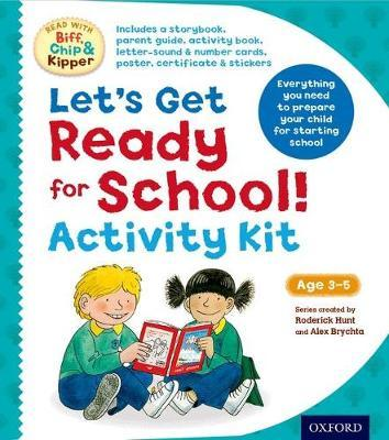 Read With Biff, Chip and Kipper  Let's Get Ready For School (BOK)
