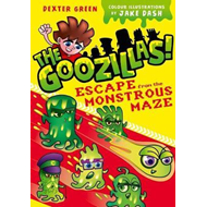 Goozillas!: Escape from the Monstrous Maze (BOK)