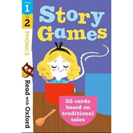 Read with Oxford: Stages 1-2: Phonics Story Games Flashcards (BOK)