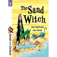 Read with Oxford: Stage 5: The Sand Witch (BOK)