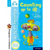 Progress with Oxford: Counting up to 10 Age 3-4 (BOK)