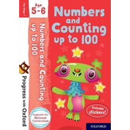 Progress with Oxford: Numbers and Counting up to 100 Age 5-6 (BOK)