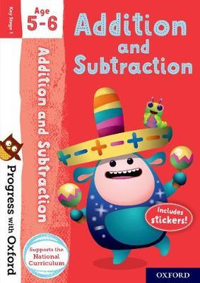 Progress with Oxford: Addition and Subtraction Age 5-6 (BOK)
