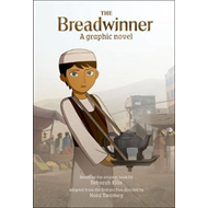 Produktbilde for The Breadwinner Graphic Novel (BOK)