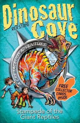 Dinosaur Cove Cretaceous 6: Stampede of the Giant Reptiles (BOK)