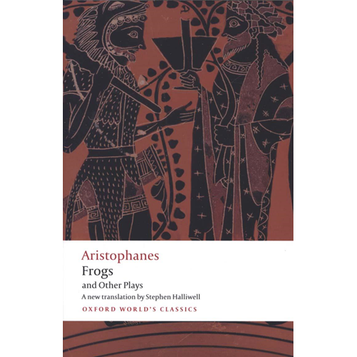 Aristophanes: Frogs and Other Plays (BOK)