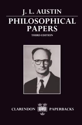 Philosophical Papers (BOK)