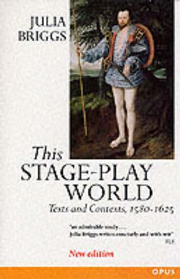 This Stage-Play World (BOK)