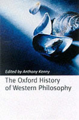 Oxford History of Western Philosophy (BOK)