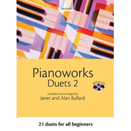 Pianoworks Duets 2 + CD (BOK)