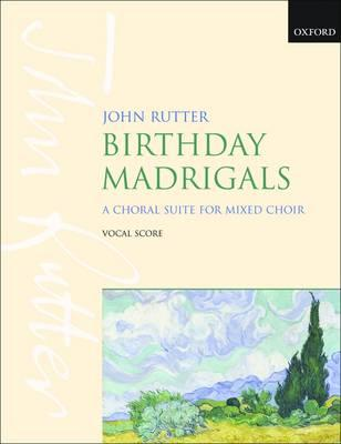 Birthday Madrigals (BOK)