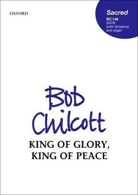 King of Glory, King of Peace: Vocal Score (BOK)