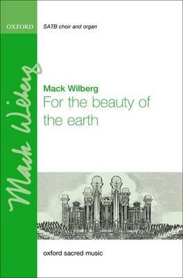 For the Beauty of the Earth: Vocal Score (BOK)