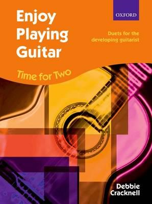 Enjoy Playing Guitar: Time for Two + CD (BOK)