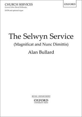 The Selwyn Service: Vocal Score (BOK)
