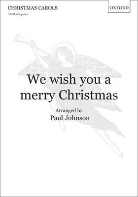 We Wish You a Merry Christmas: Vocal Score (BOK)