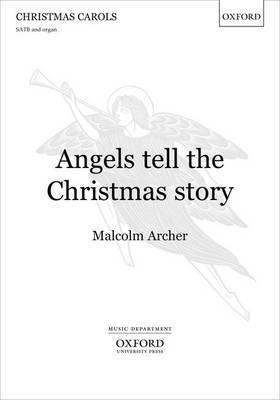 Angels Tell the Christmas Story: Vocal Score (BOK)
