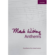 Mack Wilberg Anthems (BOK)