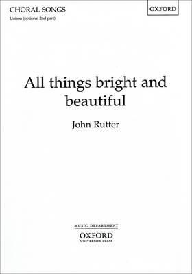 All things bright and beautiful (BOK)