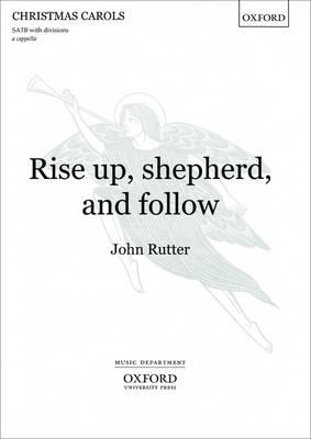 Rise Up, Shepherd, and Follow: Vocal Score (BOK)