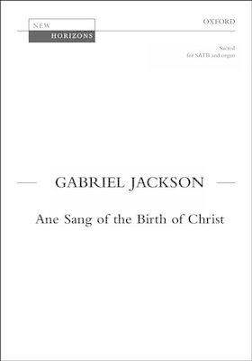 Ane Sang of the Birth of Christ: Vocal Score (BOK)