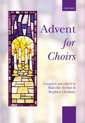 Advent for Choirs (BOK)