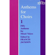 Anthems for Choirs 1 (BOK)