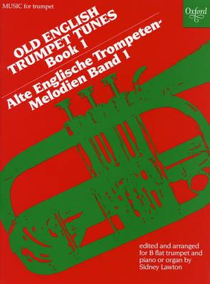 Old English Trumpet Tunes (BOK)