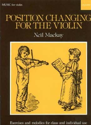 Position Changing for Violin (BOK)