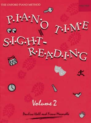 Piano Time Sightreading Book 2 (BOK)