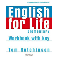 English for Life: Elementary: Workbook with Key (BOK)