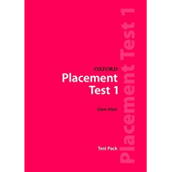 Oxford Placement Tests 1: Test Pack (BOK)