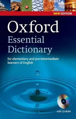 Oxford Essential Dictionary (BOK)