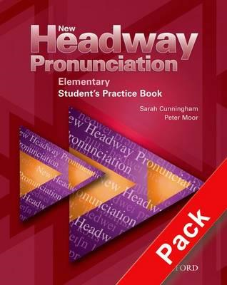New Headway Pronunciation Course Elementary: Student's Pract (BOK)