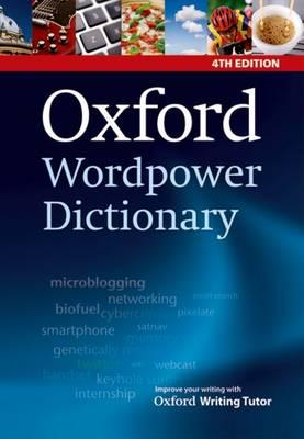 Oxford Wordpower Dictionary, 4th Edition Pack (with CD-ROM) (BOK)