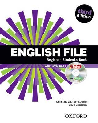 English File: Beginner: Student's Book with iTutor (BOK)